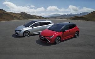 Toyota Corolla et RAV4, l'offensive hybride