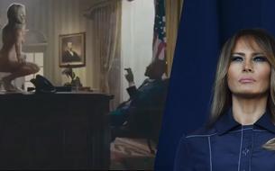 Melania Trump transformée en strip-teaseuse dans la vidéo provocatrice du rappeur T.I.
