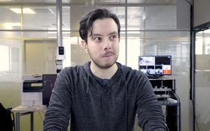 Du Web au cinéma, de Twitter aux librairies, François Descraques casse les codes