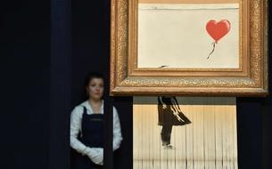 Le coup de Banksy : des chiffres qui donnent le tournis (et une leçon)