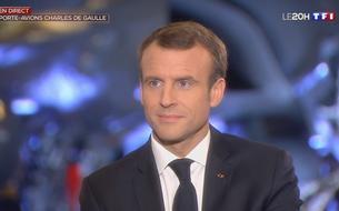 Armée européenne, Trump, «gilets jaunes»... Ce qu'il faut retenir de l'intervention de Macron