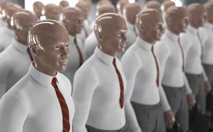 La Chine veut remplacer ses présentateurs TV par des robots