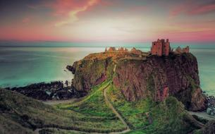 Écosse: Aberdeenshire, une terre d'écume et de malt