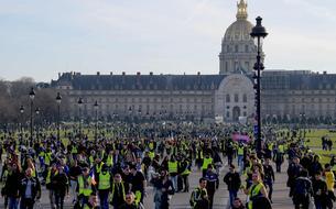 «Acte 14» des «gilets jaunes»: 41.500 manifestants ont défilé en France