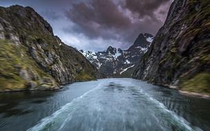 Explorer les fjords norvégiens, dans le sillage des Vikings