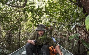 En Amazonie avec Nicolas Dubreuil, défricheur d'itinéraires de croisières
