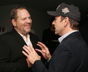 Qu'Harvey Weinstein partage la cellule de Kevin Spacey. Qui a dit «ouille»?