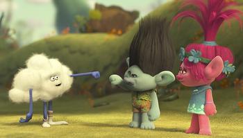 «Les Trolls».