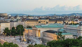 Le parlement de Vienne.