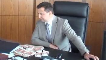 Extrait des images diffusées par le ministère de l'Intérieur russe.