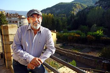 Nicolás Viso Alamillos est maire de Bagà, une commune rurale au nord de Barcelone: «Je ne suis pas indépendantiste. Même si je n'apprécie guère le gouvernement espagnol, je suis pour que la Catalogne demeure en Espagne.»
