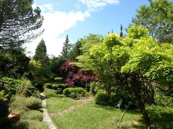 Jardin de Gros Bois. Crédit photo: Jean Chauvin.