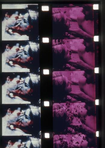 «Fuses», 1964-67, Carolee Schneemann, film still, 16 mm film (29:37 minutes).