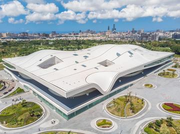 Le National Kaohsiung Center for the Arts (Weiwuying).