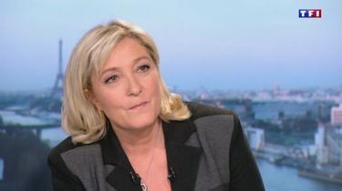 Marine Le Pen lance une procédure disciplinaire contre son père