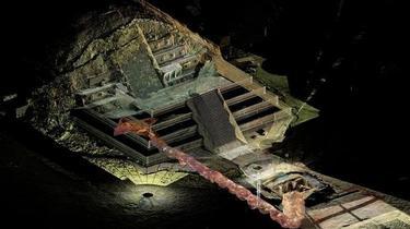 Au Mexique, le site de Teotihuacán révèle un nouveau secret