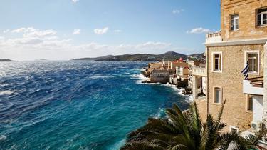 Syros et Tinos, des Cyclades dans le vent