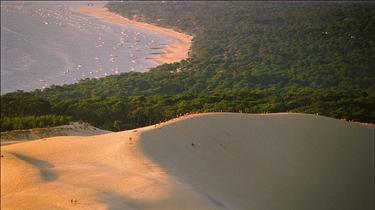 La dune du Pilat élue deuxième plus belle plage du monde