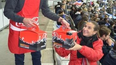 Euro 2016 : Coca-Cola proposera la livraison à la place dans les stades