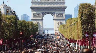 Les Champs-Élysées réservés aux piétons un dimanche par mois à partir du 8 mai