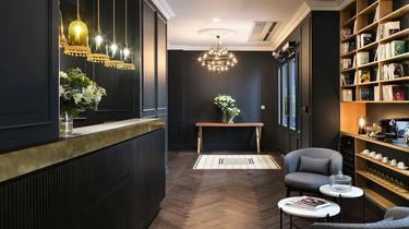 Cinq nouveaux hôtels chics à Paris