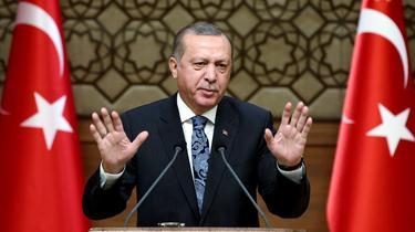 Nouvelles sur la Turquie - cover