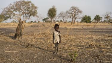 Confronté à la famine, le Soudan du Sud fait face à un exode massif