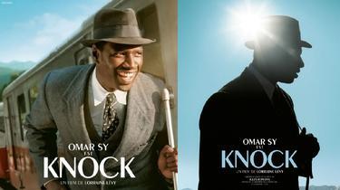 Knock: les affiches du film avec Omar Sy dévoilées