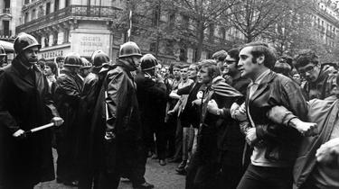 Paris Mai 68, un film inédit sur la répression policière retrouvé par la Cinémathèque
