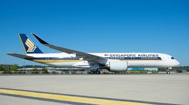 Singapore Airlines bat le record du vol commercial le plus long