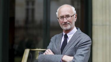Éric Roussel, l'historien des présidents
