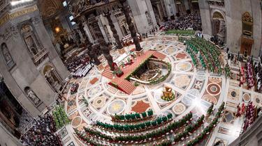 Le Pape présente ses excuses aux jeunes