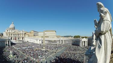 Le Vatican se met au crowdfunding avec une start-up française