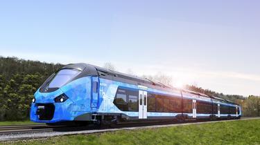 Le train à hydrogène séduit les régions et conforte Alstom