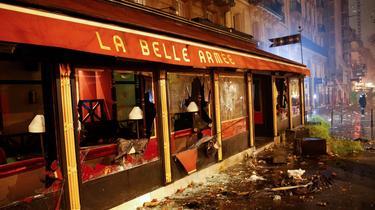 Chaos près des Champs Élysées : l'employeur doit protéger ses salariés