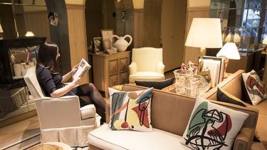 Le 9Confidentiel, nouvel hôtel signé Starck à Paris