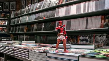 8 lieux pour les fans de Comics à Paris