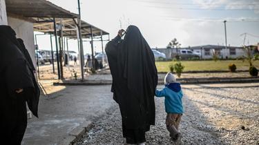 Donald Trump s'oppose au retour d'une femme partie en Syrie