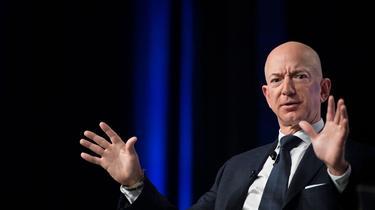 Jeff Bezos, un colosse dans la tourmente