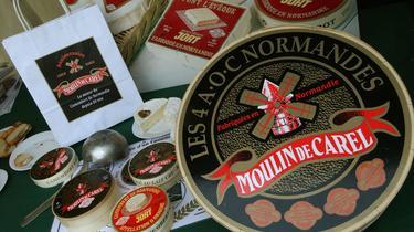 Bactérie E. Coli: rappel de près de 6000 boîtes de camembert «Moulin de Carel»