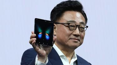 Une vidéo montre le gros défaut du smartphone pliable de Samsung