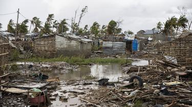 Cyclone Idai: plus de 600 morts au Mozambique et au Zimbabwe