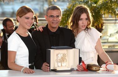 Pour la première fois à Cannes, des acteurs sont associés à la Palme d'or.