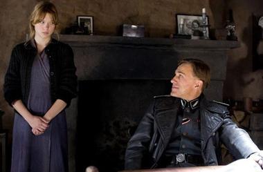 Dans «Inglorious Basterds», Léa Seydoux joue aux côtés de grands acteurs comme Christoph Waltz, qui a remporté le Prix d'interprétation masculine.
