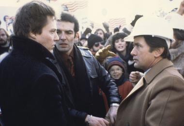 Christopher Walken et Martin Sheen dans «Dead Zone».
