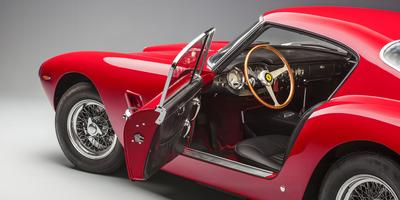 La 250 GT de la vente se présente dans un état de conservation remarquable.