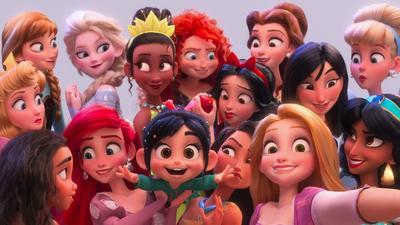 À en croire les critiques, l'apparition des princesses Disney constitue le meilleur moment de «Ralph 2.0».