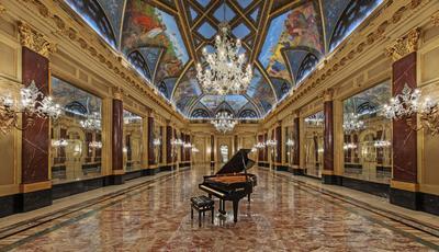 The ballroom renamed Ritz Ballroom.