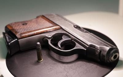 L'arme utilisée par Anis Amri.