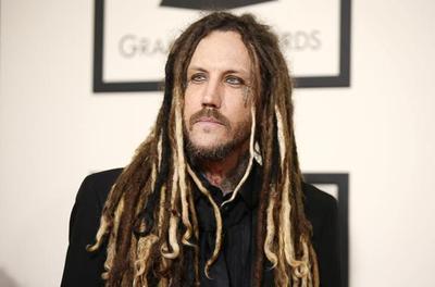 Brian Welch, guitariste et confondateur du groupe Korn.